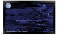 Squadron X, Framed Print