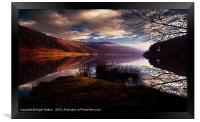 Derwent Reservoir, Framed Print
