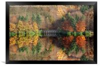 Autumn in Derwent, Framed Print