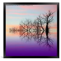 Skyline, Framed Print