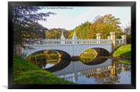 Tournament Bridge, Framed Print