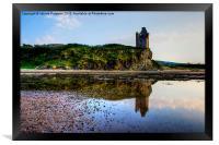 Greenan Castle, Framed Print