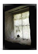 WIndow Light, Framed Print