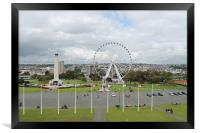 Plymouth Hoe, Framed Print