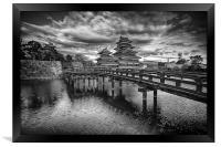 Matsumoto, Framed Print