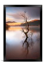 Loch Lomond, Framed Print