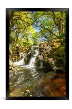 River Avon, Dartmoor, Framed Print