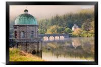 Elan Valley Morning Light, Framed Print