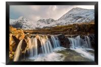 The Fairy Pools, Isle of Skye, Framed Print