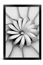 Spoons I, Framed Print