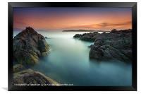 Ayrshire Sunset, Framed Print