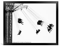 Swing!, Framed Print
