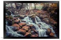 Waterfalls, Framed Print