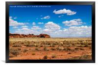 Arizona, Framed Print