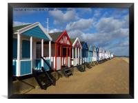 Southwold, Suffolk  , Framed Print