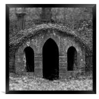 Old Modle House, Framed Print