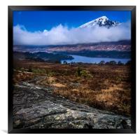 Glen Affric, Framed Print