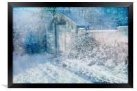 Fairytale Christmas, Framed Print