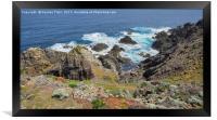 King Island Tasmania 2, Framed Print