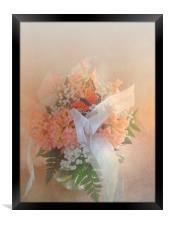 Out of Focus Spring Dreams, Framed Print