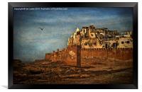 Essaouira , Framed Print