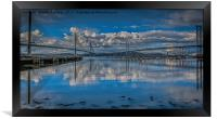 Forth Bridges, Framed Print