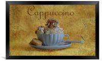 Cappuccino, Framed Print