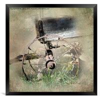 Wagon West, Framed Print
