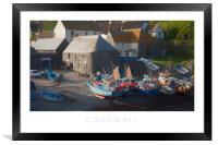 Cornwall, Framed Print