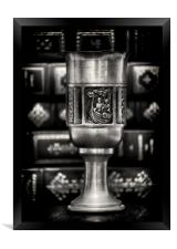 The Chalice, Framed Print