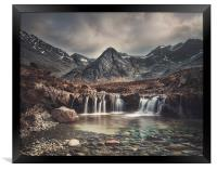 Fairy Pools, Framed Print