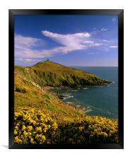 Rame Head & Whitsand Bay, Framed Print