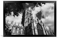 St Georges Church,Doncaster, Framed Print