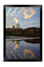 Urban Reflections 2, Framed Print