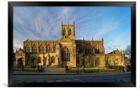 Sherborne Abbey                       , Framed Print