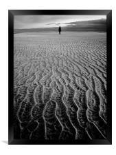 Holkham Bay, Framed Print
