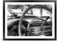 50s Jam!, Framed Mounted Print