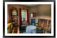 Home Sweet Home , Framed Mounted Print