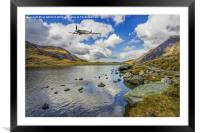 Spitfire Flight, Framed Mounted Print