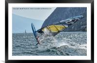 Crazy Windsurfer