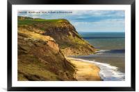 Imposing Cliffs, Framed Mounted Print