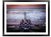 Classic Saltburn, Framed Mounted Print