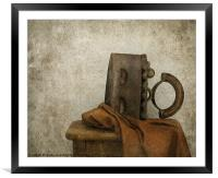 Still Life, Framed Mounted Print