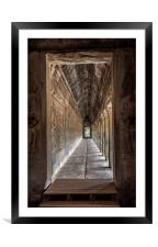 Passage to.., Framed Mounted Print