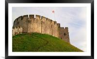 Arundel Castle Sussex, Framed Mounted Print