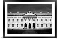 Naval College Two, Framed Mounted Print