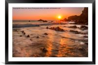 Hartland Gold, Framed Mounted Print