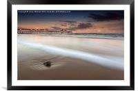 Southwold Beach, Framed Mounted Print