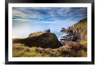 Botallack View, Framed Mounted Print