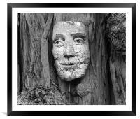 I Loved Her.........., Framed Mounted Print